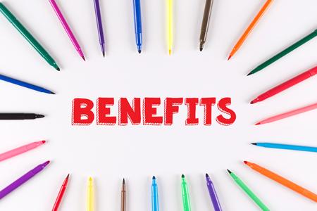 multi colored: Multi Colored Pen written BENEFITS