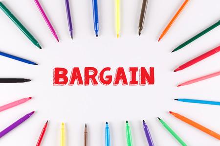 multi colored: Multi Colored Pen written BARGAIN