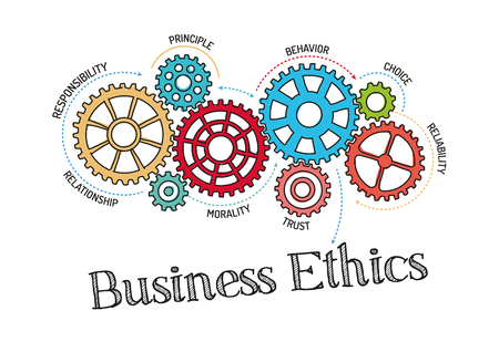 Gears and Business Ethics Mechanism