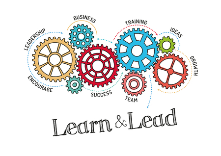 learn and lead: Gears and Learn and Lead Mechanism