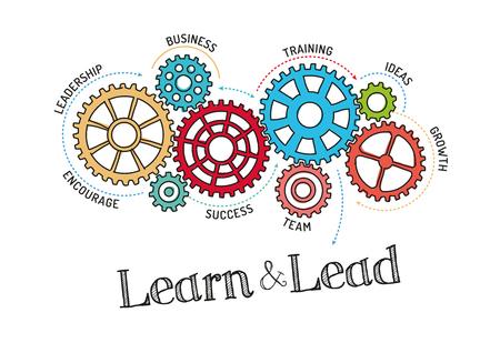 Gears und Lernen und Lead-Mechanismus