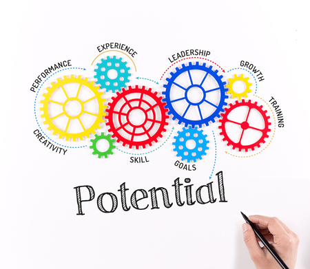 potential: Business Gears and Potential Mechanism