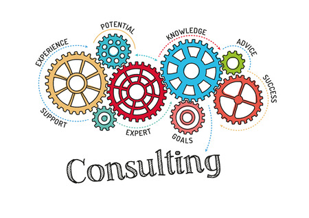 mechanism: Gears and Consulting Mechanism