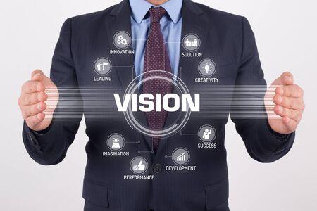 VISION TECHNOLOGY COMMUNICATION TOUCHSCREEN FUTURISTIC CONCEPT