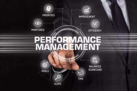 rewarded: PERFORMANCE MANAGEMENT TECHNOLOGY COMMUNICATION TOUCHSCREEN FUTURISTIC CONCEPT