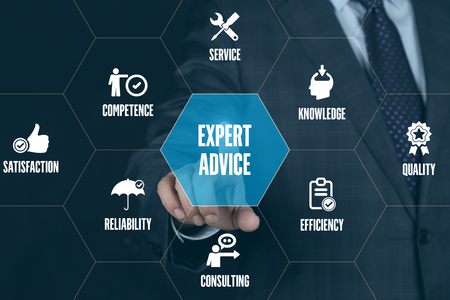 EXPERT ADVICE TECHNOLOGY COMMUNICATION TOUCHSCREEN FUTURISTIC CONCEPT