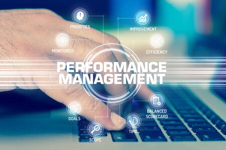 documented: PERFORMANCE MANAGEMENT TECHNOLOGY COMMUNICATION TOUCHSCREEN FUTURISTIC CONCEPT