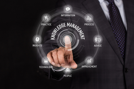 resource management: KNOWLEDGE MANAGEMENT TECHNOLOGY COMMUNICATION TOUCHSCREEN FUTURISTIC CONCEPT