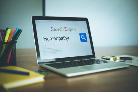 homeopatia: Concepto motor de b�squeda: la b�squeda en Internet HOMEOPAT�A