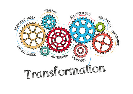 transformation: Gears and Transformation Mechanism