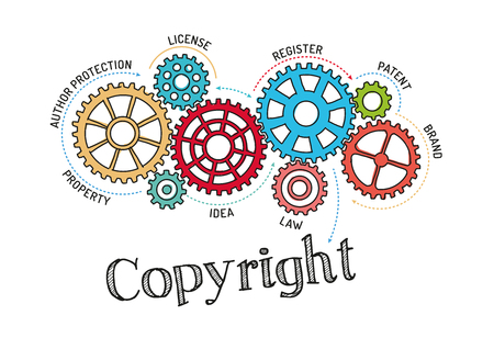 Gears and Copyright Mechanism