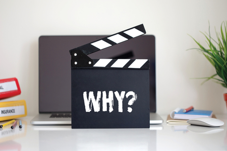 querying: Cinema Clapper with Why? word