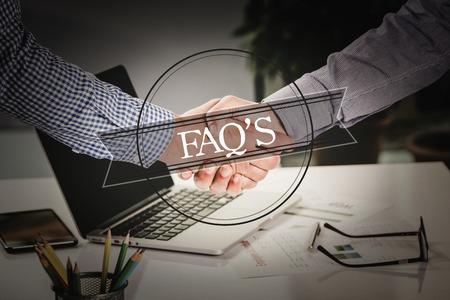 faq's: BUSINESS AGREEMENT PARTNERSHIP Faqs COMMUNICATION CONCEPT