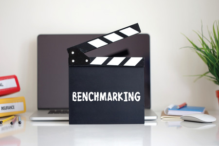 benchmarking: Cinema Clapper with Benchmarking word
