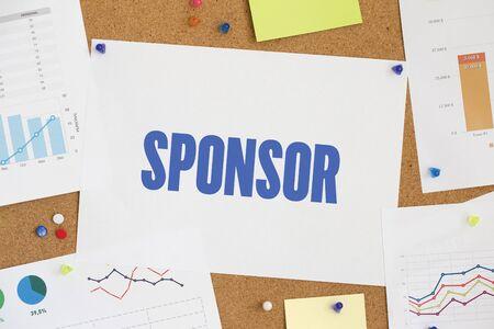 sponsor: CHART BUSINESS GRAPH RESULT COMPANY SPONSOR CONCEPT