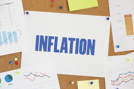 price uncertainty: CHART BUSINESS GRAPH RESULT COMPANY INFLATION CONCEPT