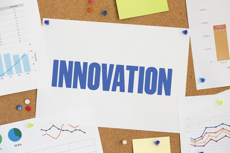 company innovation: CHART BUSINESS GRAPH RESULT COMPANY INNOVATION CONCEPT