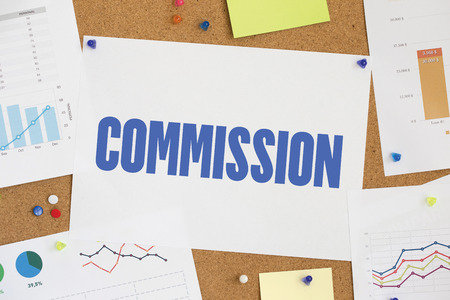 CHART BUSINESS GRAPH RESULT COMPANY COMMISSION CONCEPT