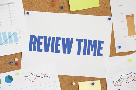 reassessment: CHART BUSINESS GRAPH RESULT COMPANY REVIEW TIME CONCEPT