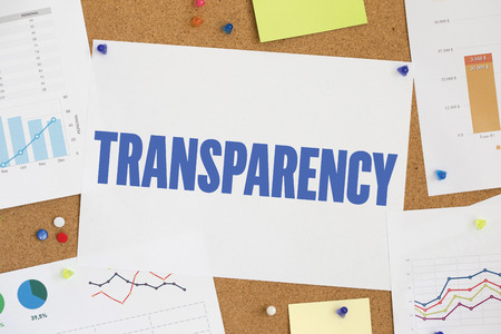 transparency: CHART BUSINESS GRAPH RESULT COMPANY TRANSPARENCY CONCEPT
