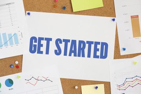 registering: CHART GRAPH RESULT GET STARTED CONCEPT
