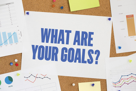 accomplishing: CHART BUSINESS GRAPH RESULT COMPANY  WHAT ARE YOUR GOALS? CONCEPT