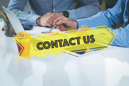 contactus: BUSINESS WORKING OFFICE Contact Us TEAMWORK BRAINSTORMING CONCEPT