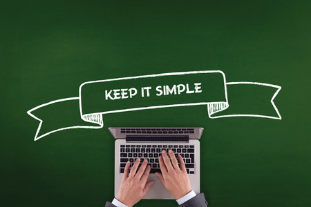 cogent: PEOPLE WORKING OFFICE COMMUNICATION  KEEP IT SIMPLE TECHNOLOGY CONCEPT