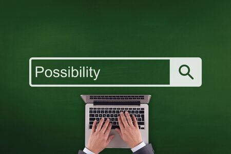 possibility: PEOPLE WORKING OFFICE COMMUNICATION  POSSIBILITY TECHNOLOGY SEARCHING CONCEPT