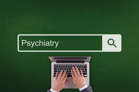 psychiatry: PEOPLE COMMUNICATION HEALTHCARE  PSYCHIATRY TECHNOLOGY SEARCHING CONCEPT