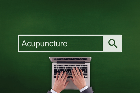 adult  body writing: PEOPLE COMMUNICATION HEALTHCARE  ACUPUNCTURE TECHNOLOGY SEARCHING CONCEPT