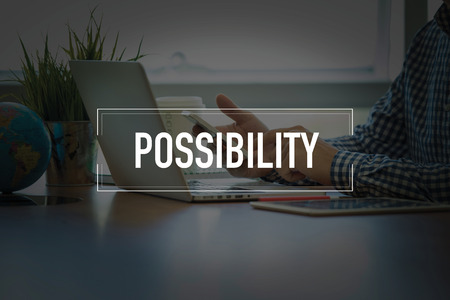 possibility: PEOPLE USING SMARTPHONE COMMUNICATION TECHNOLOGY  POSSIBILITY OFFICE CONCEPT