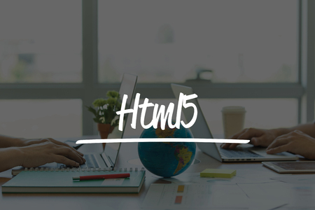 html5: TEAMWORK OFFICE BUSINESS COMMUNICATION TECHNOLOGY  HTML5 GLOBAL NETWORK CONCEPT