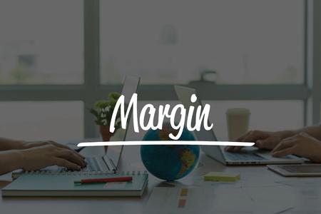 margin: CONCEPTO DE TRABAJO EN EQUIPO DE OFICINA DE NEGOCIO TECNOLOG�A DE LA COMUNICACI�N DE MARGEN DE RED GLOBAL
