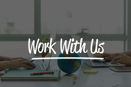 new recruit: TEAMWORK OFFICE BUSINESS COMMUNICATION TECHNOLOGY  WORK WITH US GLOBAL NETWORK CONCEPT
