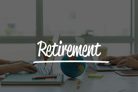 global retirement: TEAMWORK OFFICE BUSINESS COMMUNICATION TECHNOLOGY  RETIREMENT GLOBAL NETWORK CONCEPT