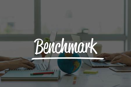 benchmark: TEAMWORK OFFICE BUSINESS COMMUNICATION TECHNOLOGY  BENCHMARK GLOBAL NETWORK CONCEPT