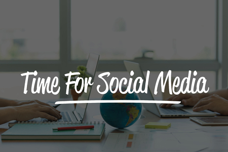 textcloud: TEAMWORK OFFICE BUSINESS COMMUNICATION TECHNOLOGY  TIME FOR SOCIAL MEDIA GLOBAL NETWORK CONCEPT