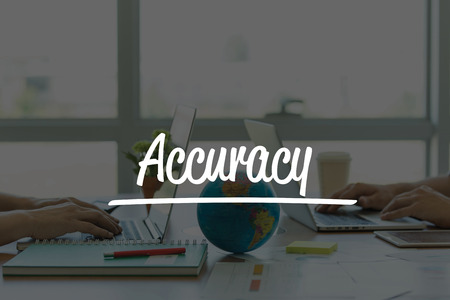 accuracy: TEAMWORK OFFICE BUSINESS COMMUNICATION TECHNOLOGY  ACCURACY GLOBAL NETWORK CONCEPT