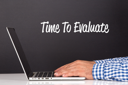 reevaluation: WORKING OFFICE COMMUNICATION PEOPLE USING COMPUTER TIME TO EVALUATE CONCEPT