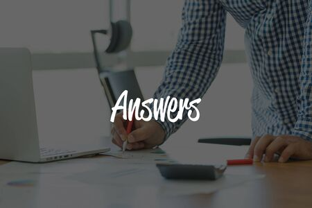 warranty questions: BUSINESS OFFICE WORKING COMMUNICATION ANSWERS BUSINESSMAN CONCEPT
