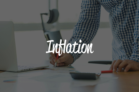 price uncertainty: BUSINESS OFFICE WORKING COMMUNICATION INFLATION BUSINESSMAN CONCEPT