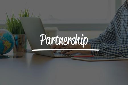 business relationship: BUSINESS OFFICE WORKING COMMUNICATION PARTNERSHIP BUSINESSMAN CONCEPT