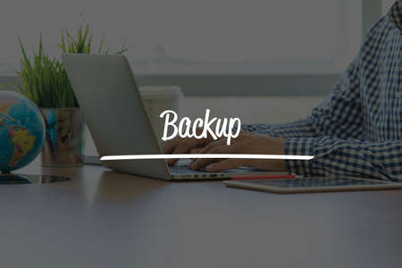 BUSINESS OFFICE WORKING COMMUNICATION BACKUP BUSINESSMAN CONCEPT