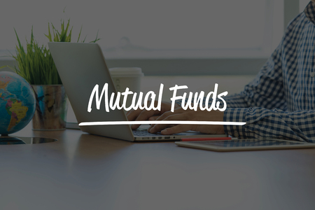 mutual: BUSINESS OFFICE WORKING COMMUNICATION MUTUAL FUNDS BUSINESSMAN CONCEPT