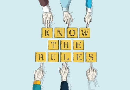 know: KNOW THE RULES