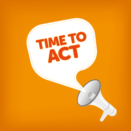 pacing: TIME TO ACT