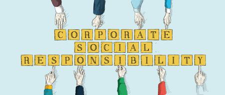 long term goal: Corporate Social Responsibility