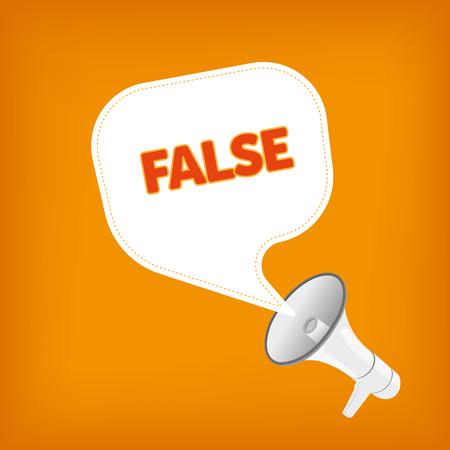 falso: FALSO