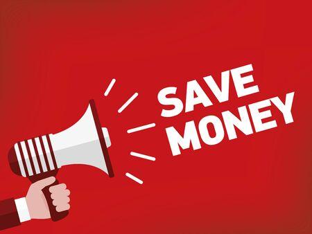 save money: SAVE MONEY
